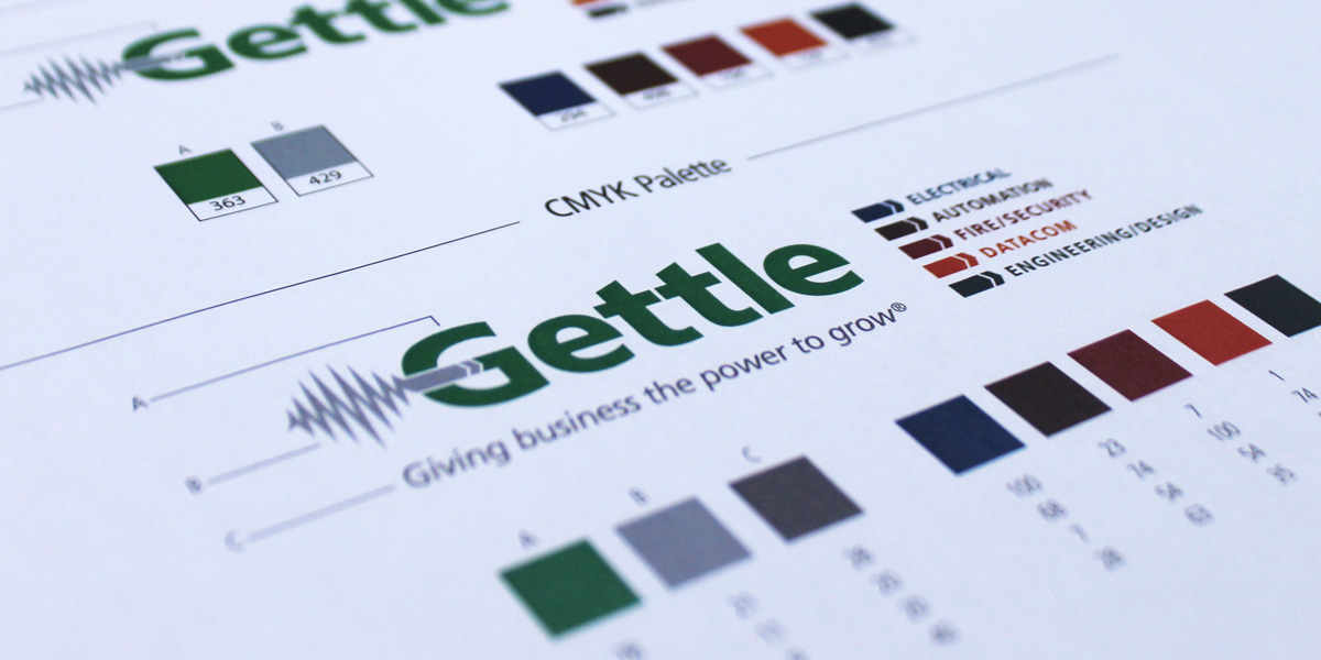 Gettle Incorporated – Rebranding
